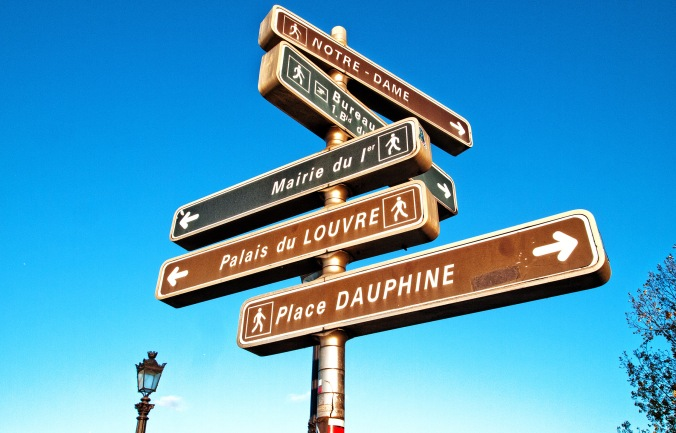 Paris by any direction