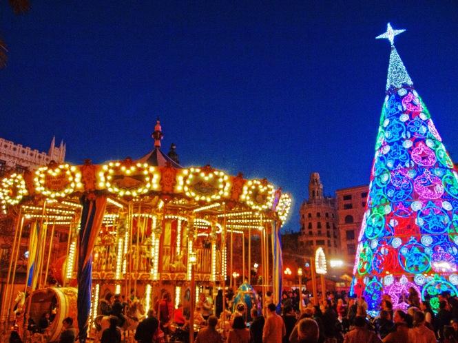 Los Reyes Carrousel