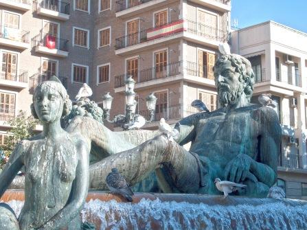 Neptune (Plaza de la Virgen)