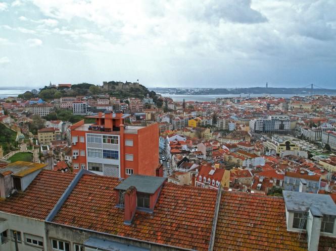 Lisbon View (Our Lady)