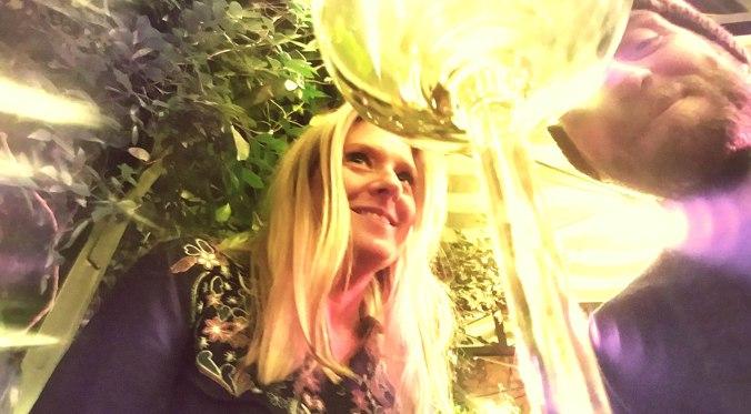 Helen and I Glow